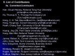 ii list of contributors2