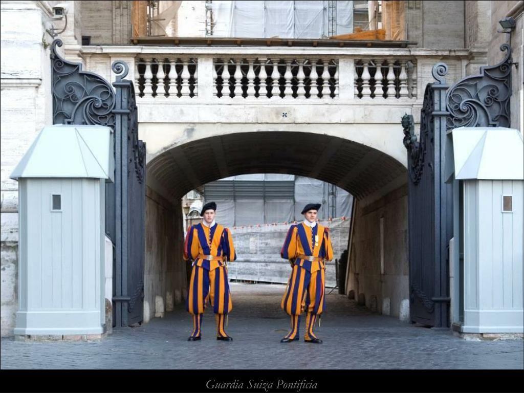 Guardia Suiza Pontificia