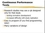 continuous performance tests3