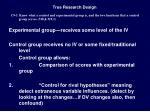 true research design1