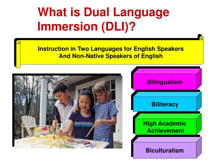 What is Dual Language Immersion (DLI)?
