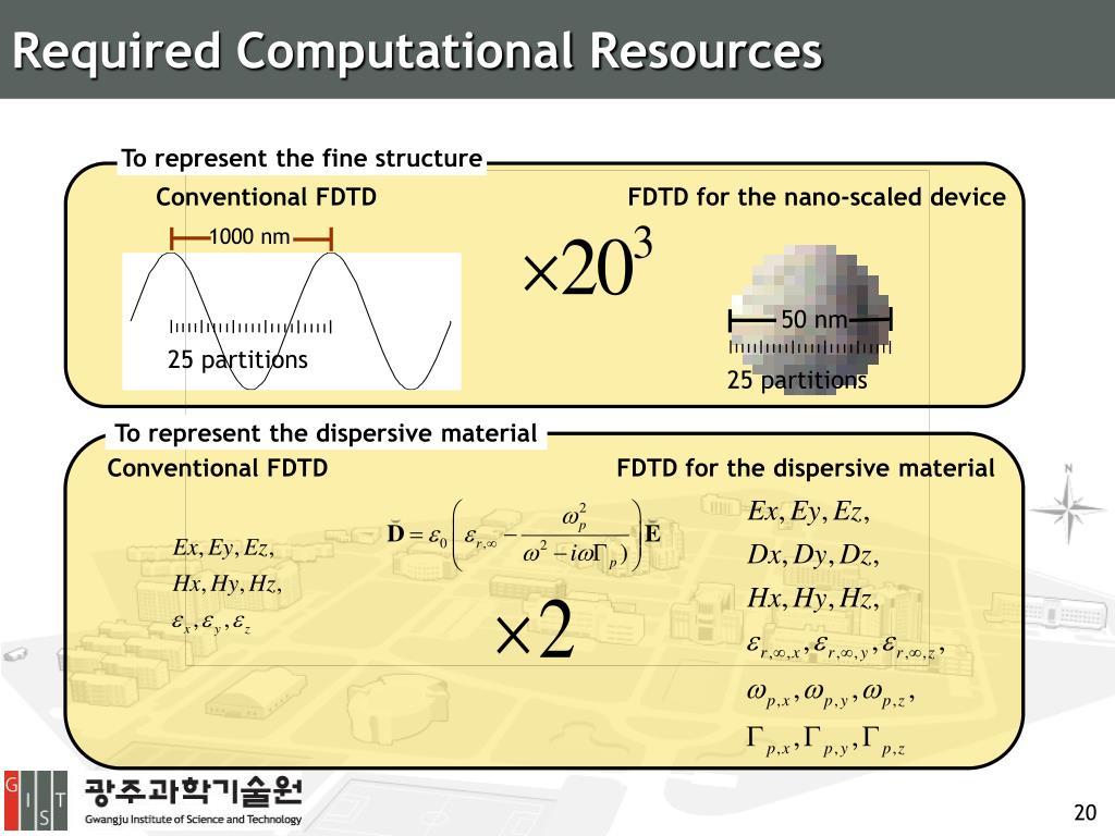 PPT - Development of grid-based nano device simulator and