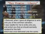 they promise liberty21