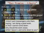 they promise liberty38