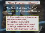 they promise liberty4