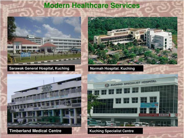Modern Healthcare Services