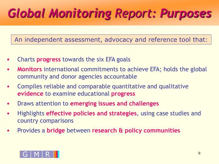 Global Monitoring