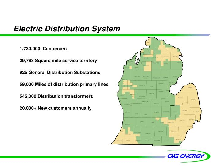 Electric Distribution System