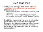 ema road map