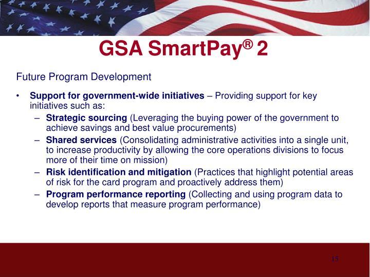 GSA SmartPay