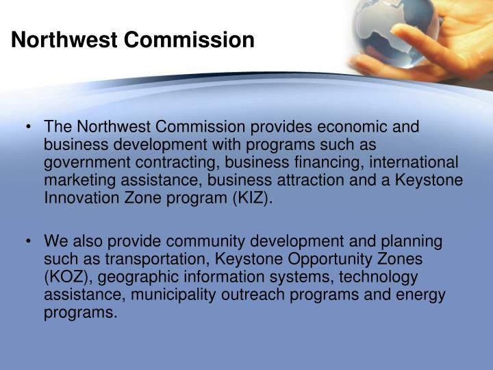Northwest commission1