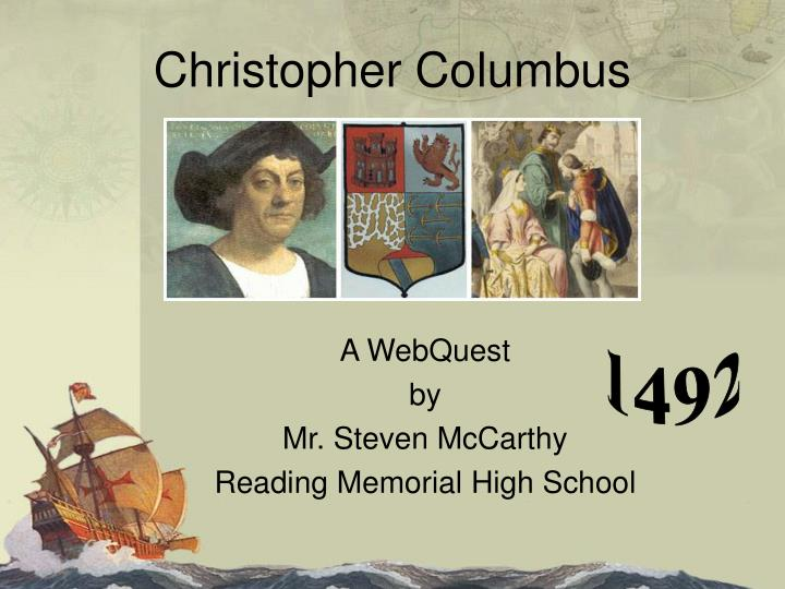 christopher columbus how did he impact the new world The role of christopher columbus in the history of the united states of america columbus died in may 1506, unaware that he had discovered a new world.