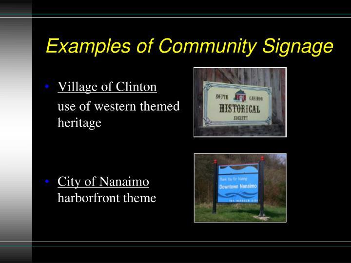 Village of Clinton
