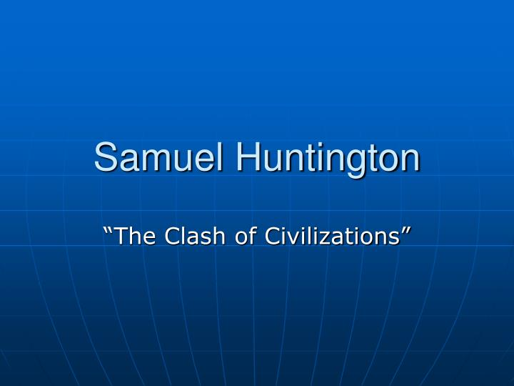 samuel huntington n.
