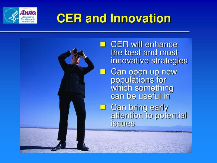 CER and Innovation