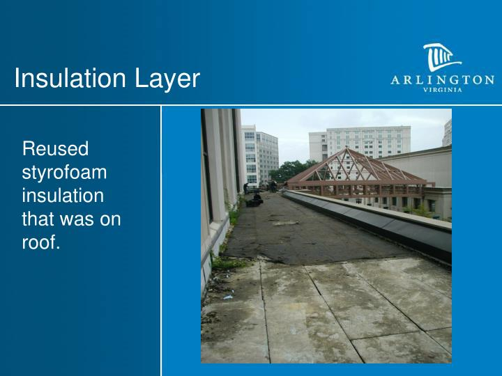 Insulation Layer