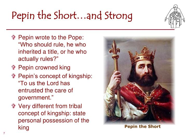 Pepin the Short…and Strong