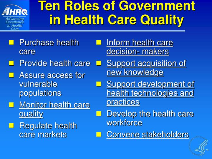 Purchase health care