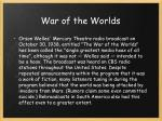 war of the worlds1