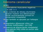 adenoma canalicular1