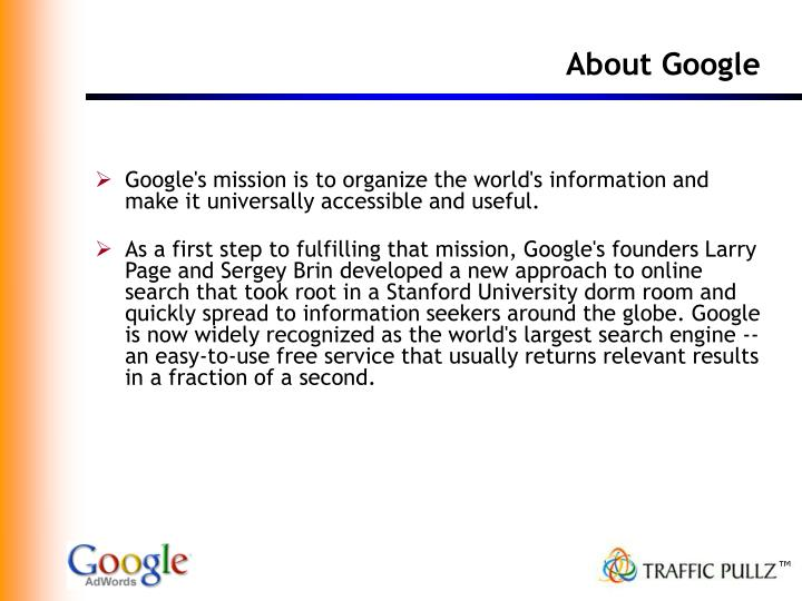 about google n.