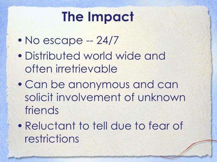 No escape -- 24/7