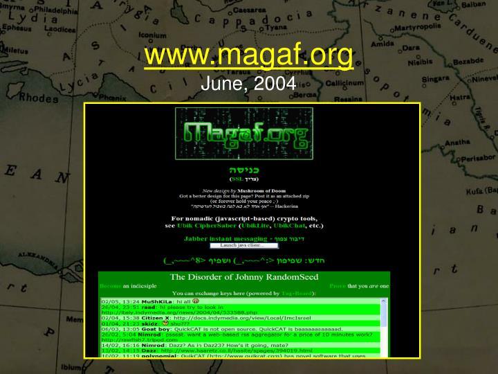 www.magaf.org