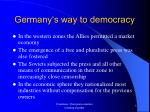 germany s way to democracy2