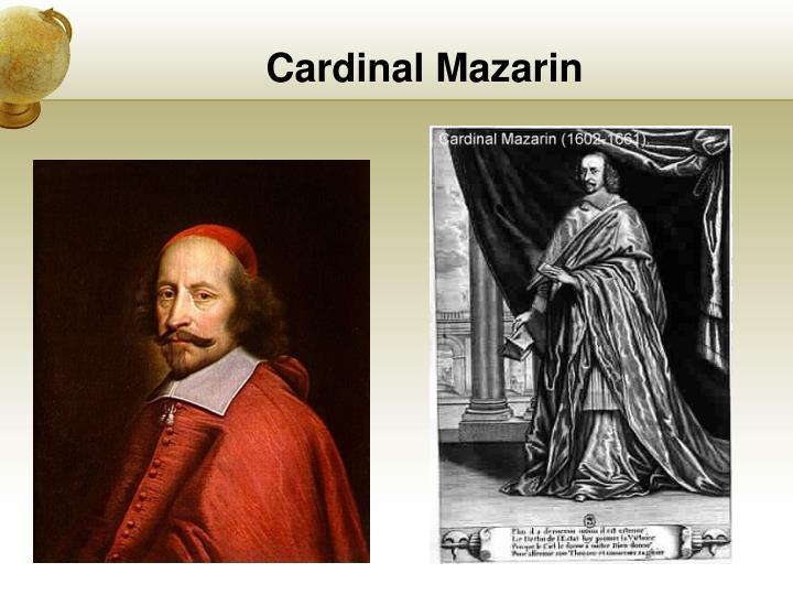 Cardinal Mazarin