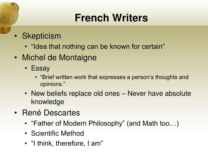French Writers