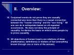 ii overview9