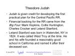 theodore judah1