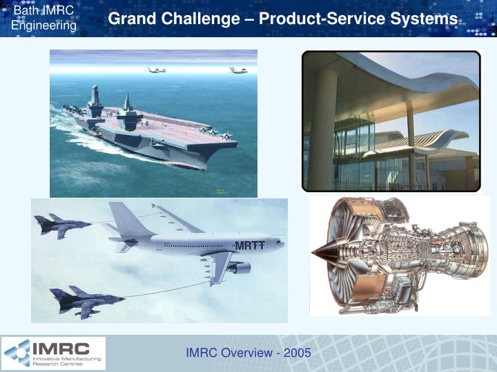 Grand Challenge – Product-Service Systems