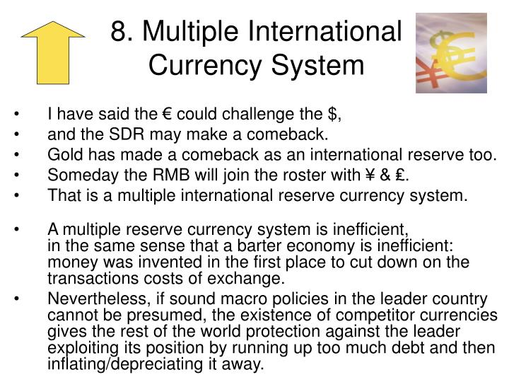 8. Multiple International