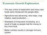 economic growth explanation1