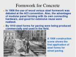 formwork for concrete3