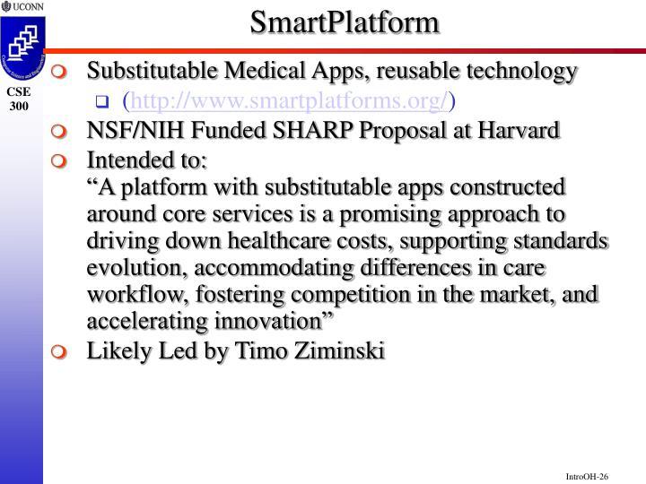 SmartPlatform