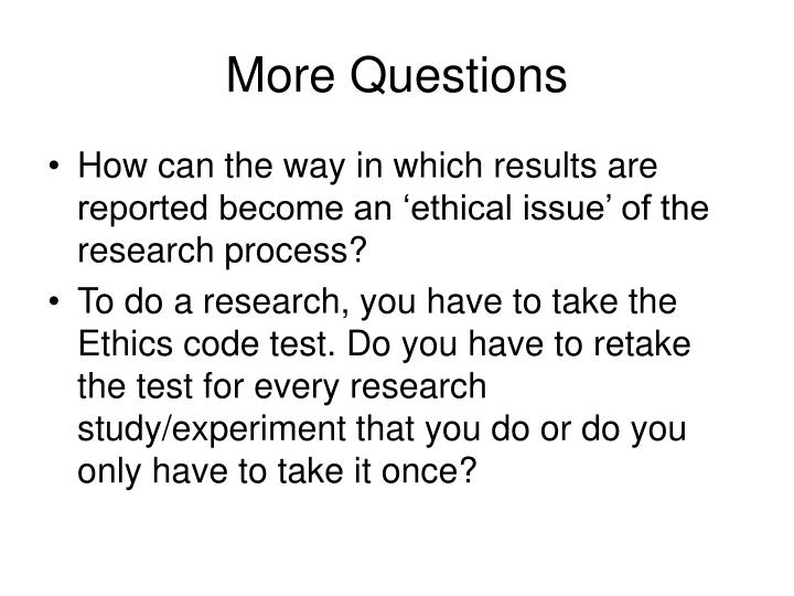 More questions1