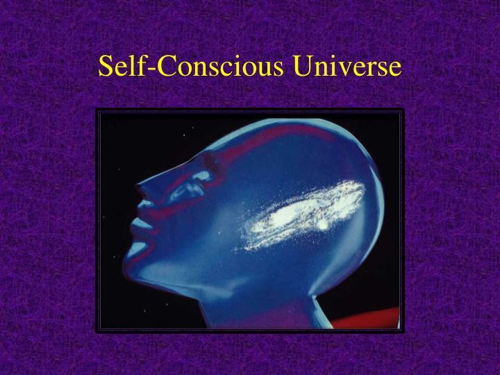 Self-Conscious Universe
