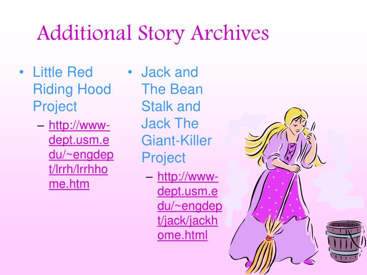 Little Red Riding Hood Project