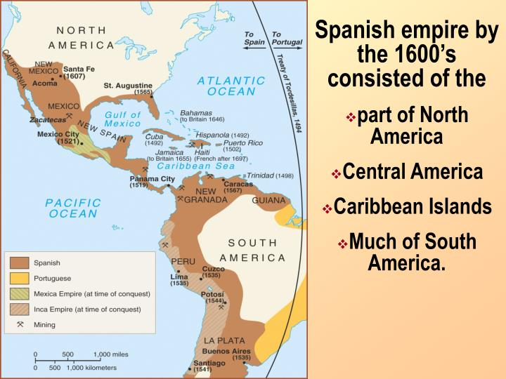 what were the chief features of the spanish empire in america In the 1821 declaration of independence of the mexican empire, both mexico and central america declared their independence after three centuries of spanish rule and formed the first mexican empire, although central america quickly rejected the union.