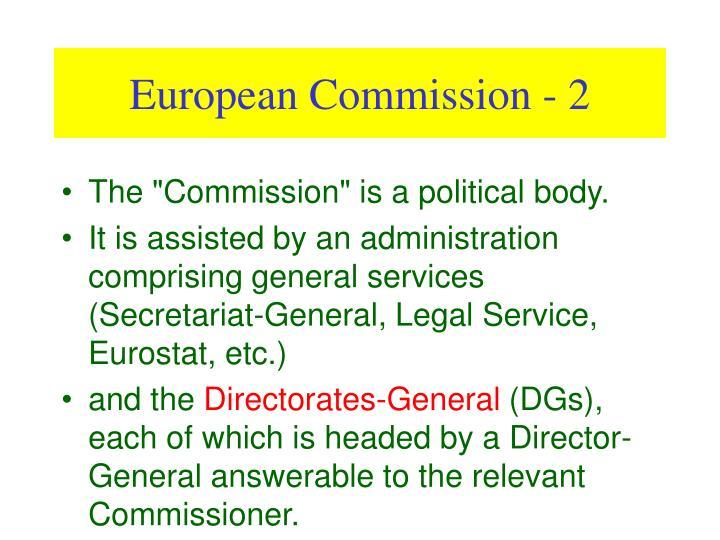 European Commission - 2