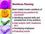 workforce planning1
