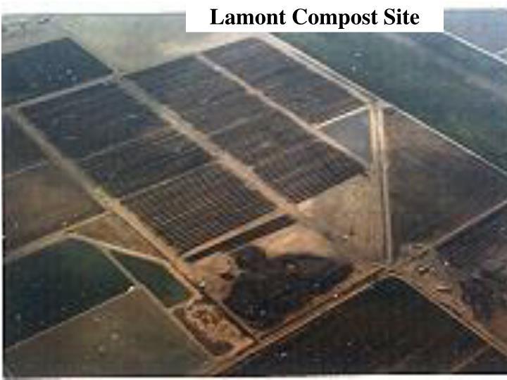 Lamont Compost Site