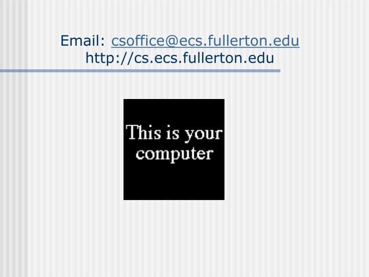 Email: