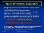 mmf investment guidelines1