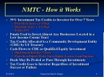 nmtc how it works