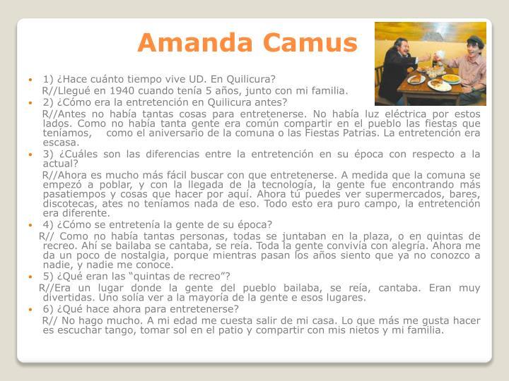 Amanda Camus