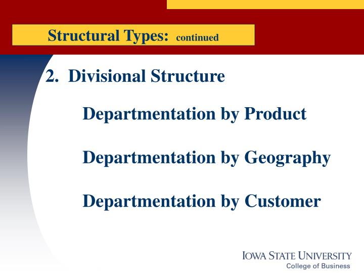 Structural Types: