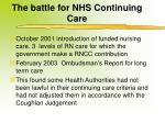 the battle for nhs continuing care1